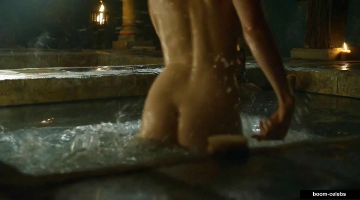 Gwendoline Christie Game of Thrones Ass Photo