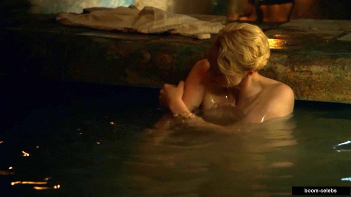 Gwendoline Christie Game of Thrones hot scenes