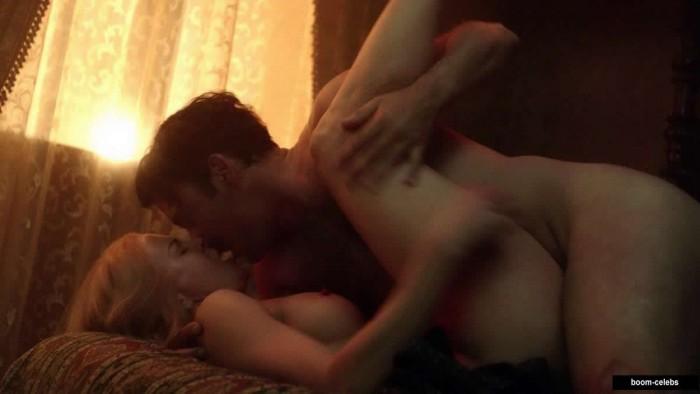 Hemingway and Gellhorn sex scene Nicole Kidman