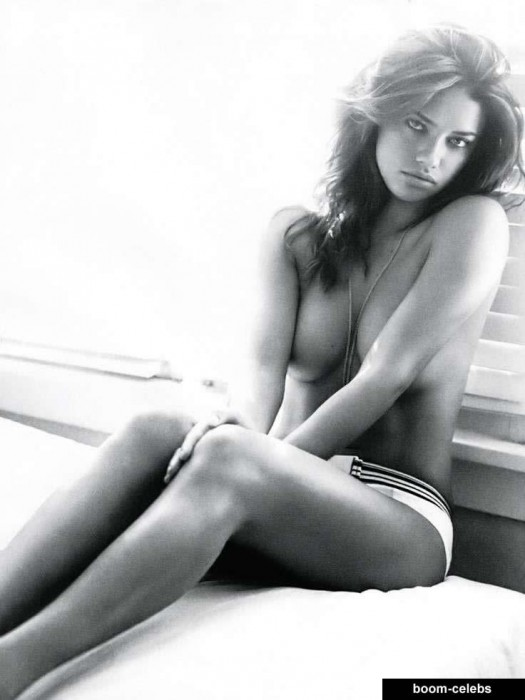 Hot Adriana Lima Naked