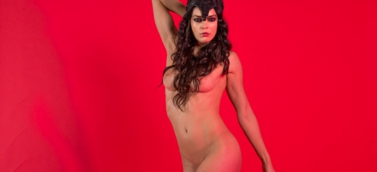Adrianne Curry Nude Photoshoot