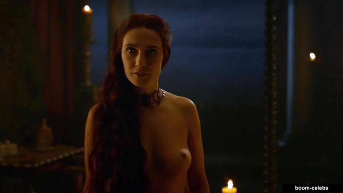 Hot Carice van Houten nipples
