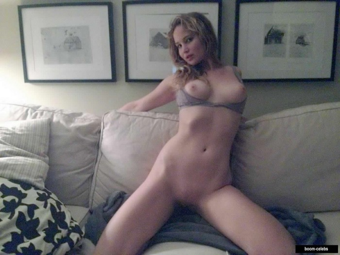 Hot Jennifer Lawrence Nude
