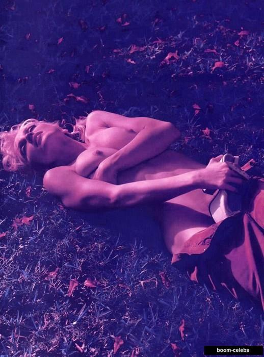 Hot Madonna Topless