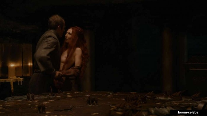 Hot and Sexy Carice van Houten Naked