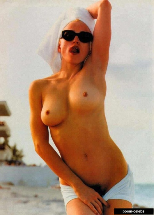 Madonna Louise Ciccone Naked