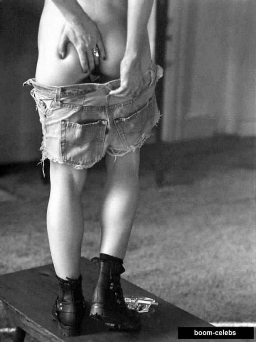 Madonna ass