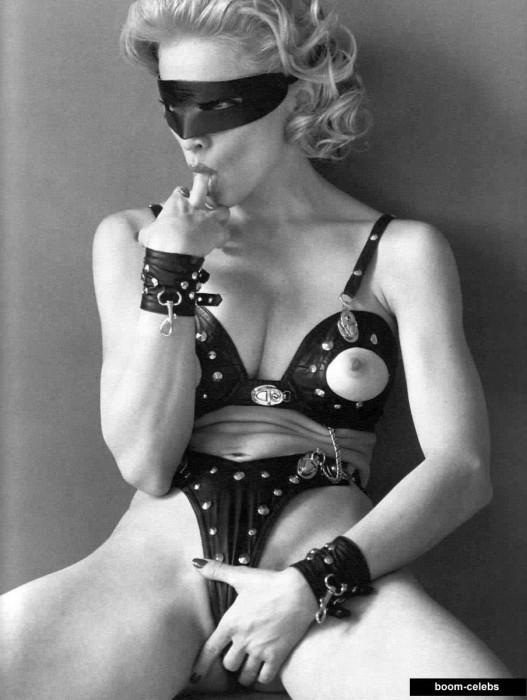Madonna nipples