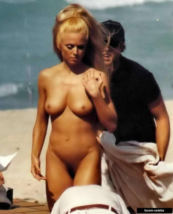 Madonna nude young