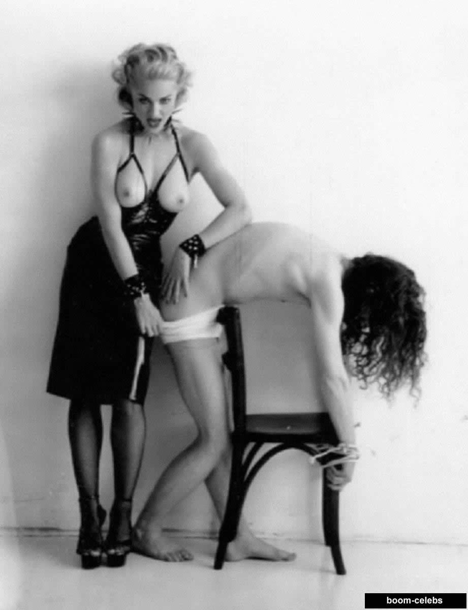 Порно madonna louise