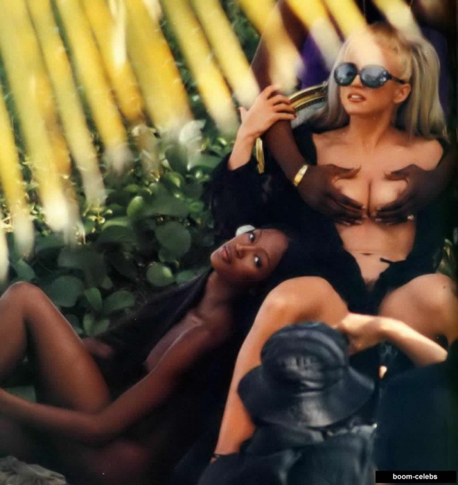 Madonna sex scene