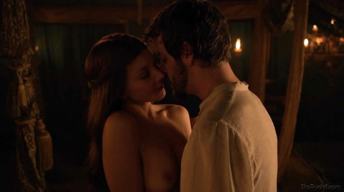 Natalie Dormer sex scenes