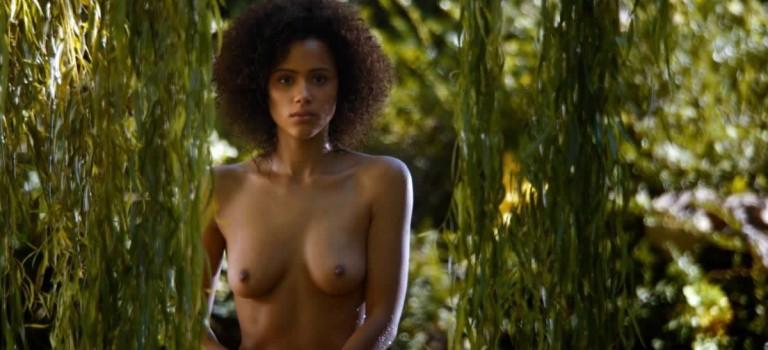 Nathalie Emmanuel Naked (11 Pictures)