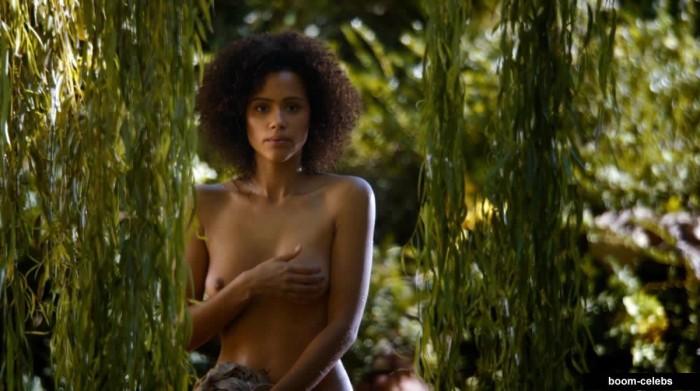 nathalie emmanuel topless