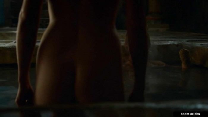 Sexy Gwendoline Christie Game of Thrones sex scenes