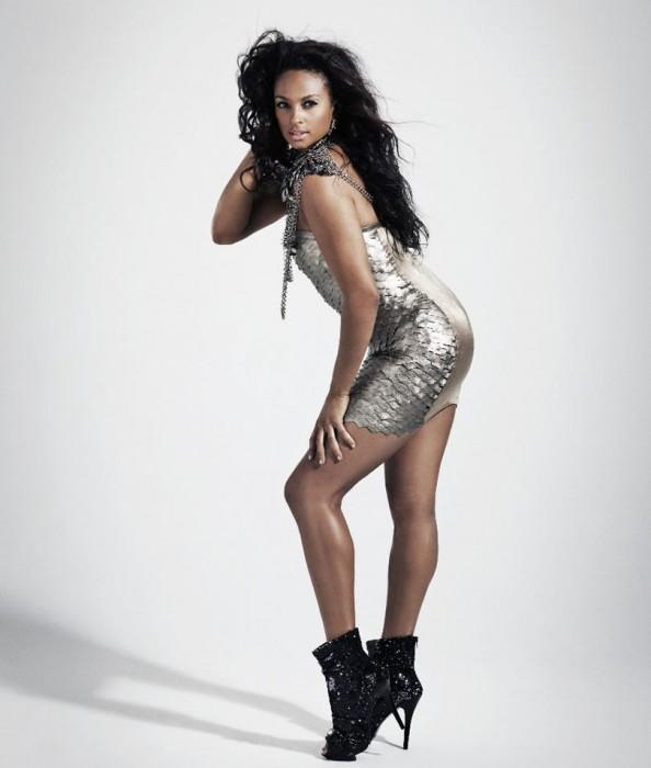 Alesha Dixon sexy ;legs