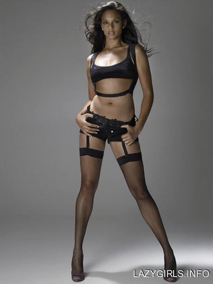 Alesha Dixon sexy lingerie