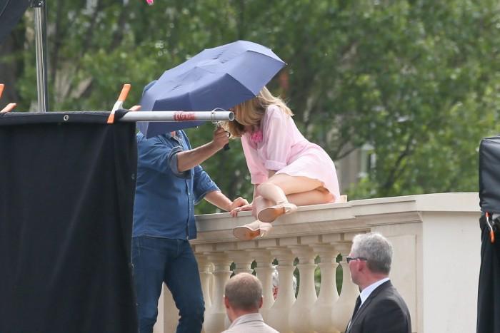 Amanda Seyfried Photoshoot for givencgy in Paris