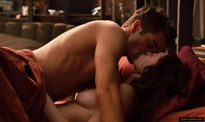 Anne Hathaway hot scenes