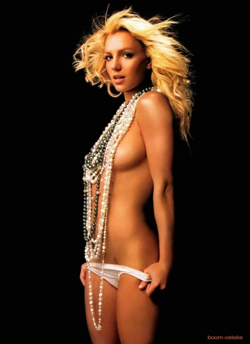 full naked pics of britney spears