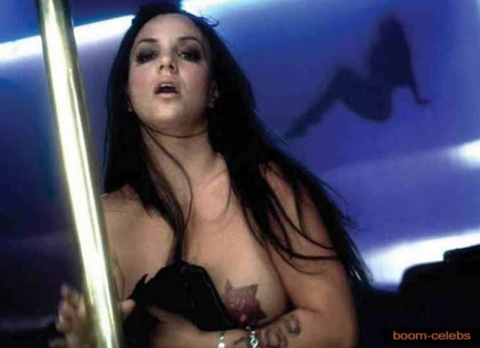 Britney Spears hot dance