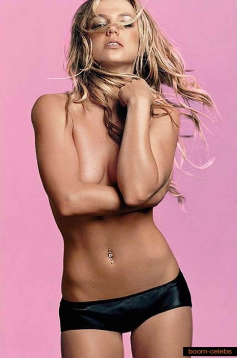 Britney Spears in sexy panties