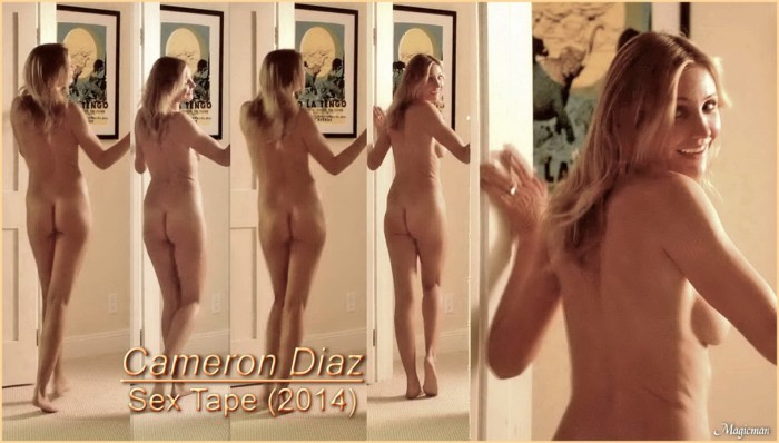 Cameron Diaz Sex Tape 2014
