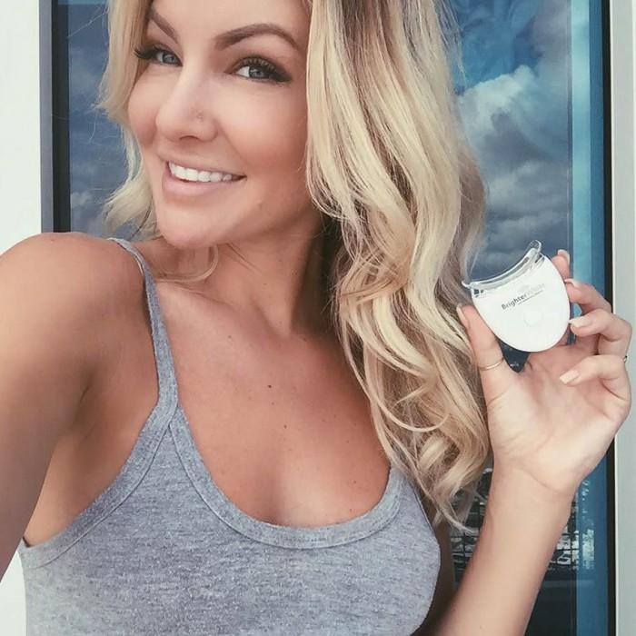 Cassandre Davis selfie