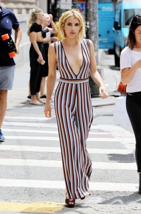 Emma Roberts sexy