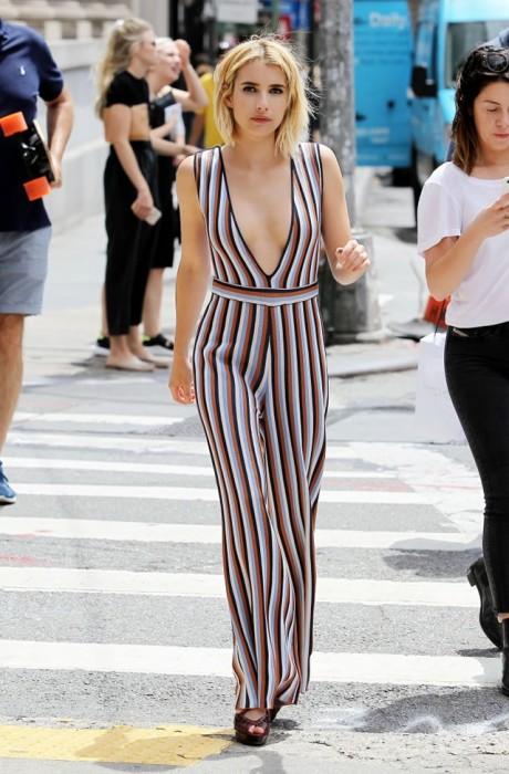 Emma Roberts sexy pics