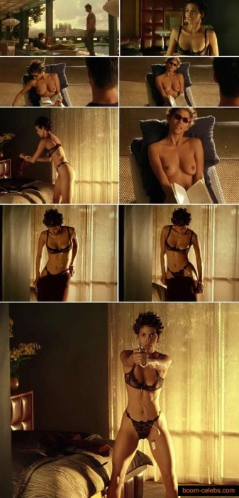 Halle Berry naked photoshoot