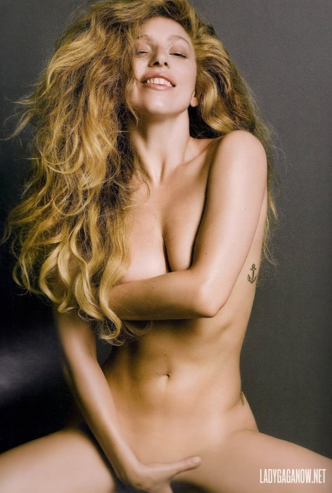 Hot Lady Gaga Nude