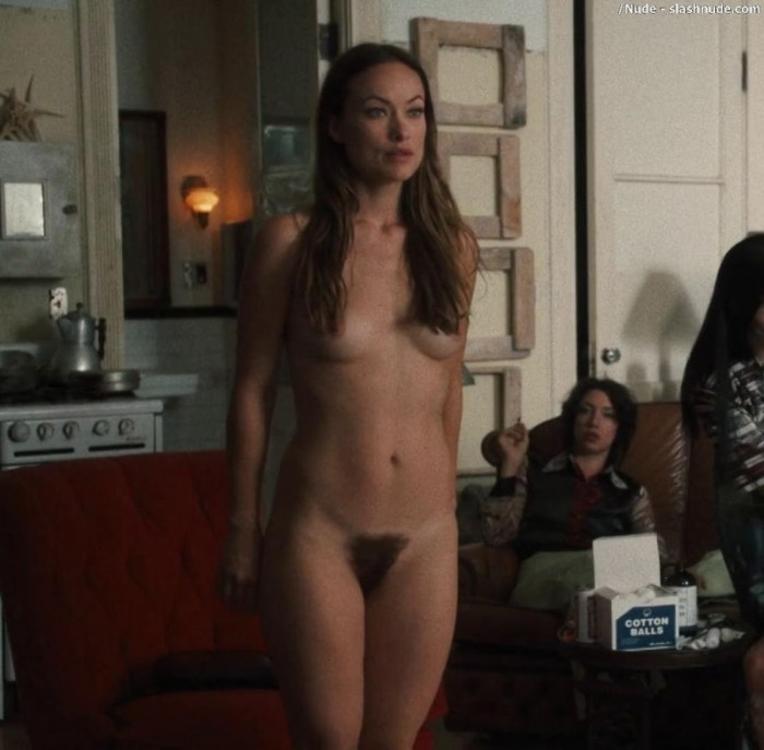 Hot Olivia Wilde Naked Pic