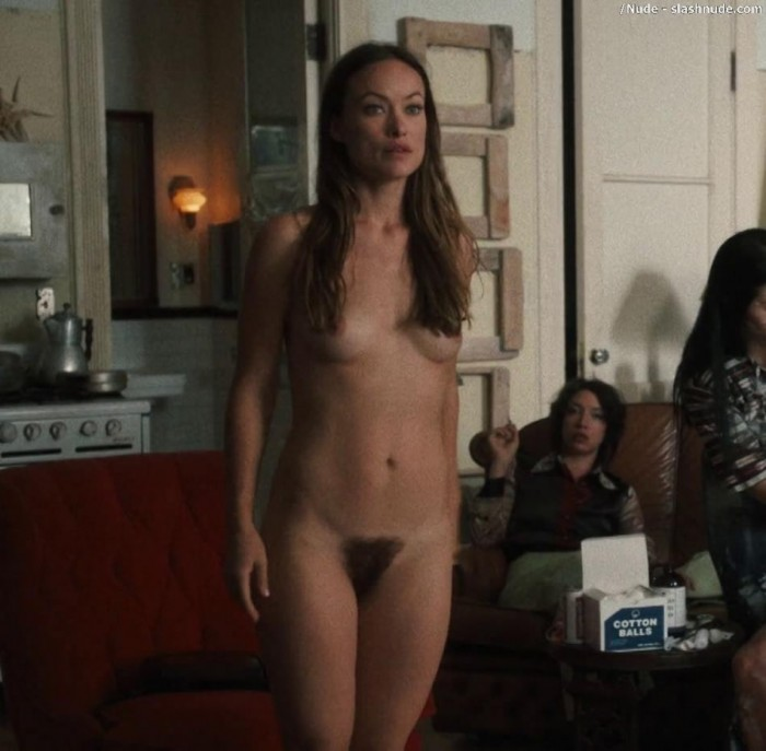 Hot Olivia Wilde Nude pic