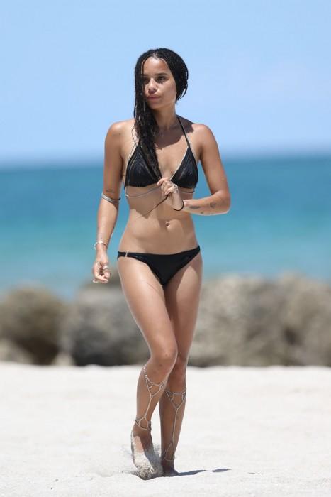 Hot Zoe Kravitz Pic