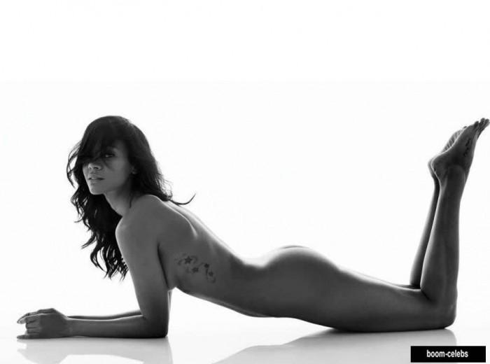 Hot Zoe Saldana Nude
