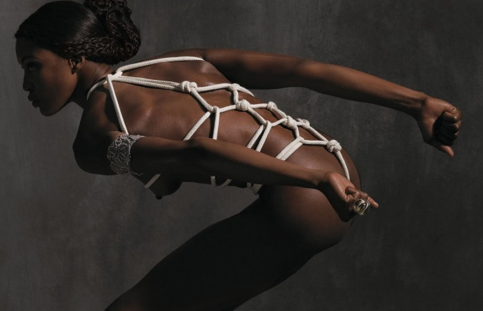 Hot and Sexy Naomi Campbell Nude