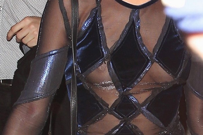 Julianne Hough Nip slip