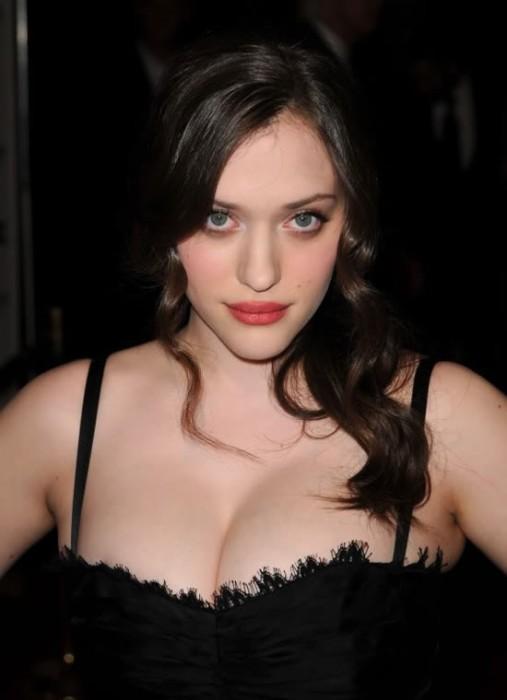 Kat Dennings nice boobs