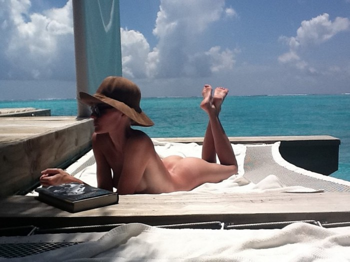 Kate Bosworth nude sexy body
