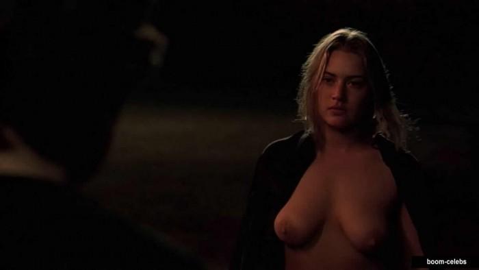 Kate Winslet giant boobs