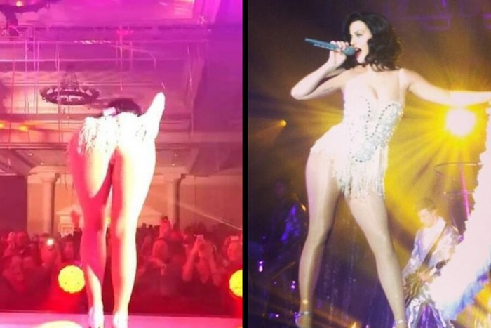 Ladies. Incredible katy perry upskirt pics