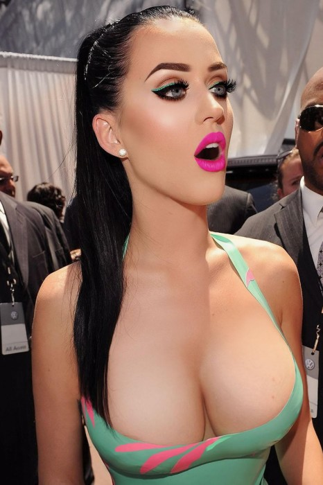 Katy Perry Sexy Tits