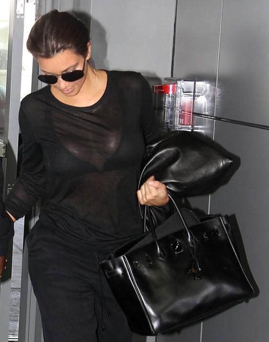 Kim Kardashian Huge Boobs Paparazzi Photo