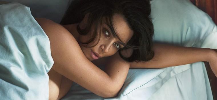 Sexy Kim Kardashian Topless for GQ Magazine (5 Photos)
