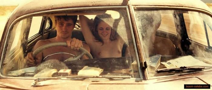 Kristen Stewart Hot Scene Naked