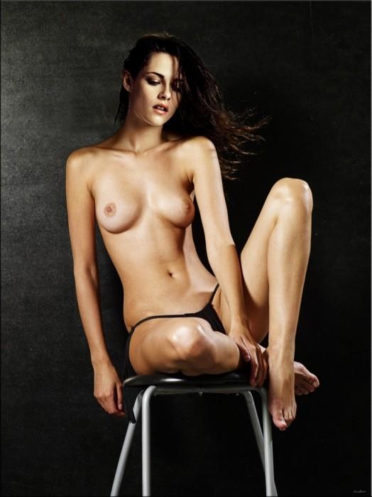 Kristen Stewart Naked pic