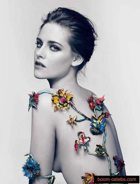 Kristen Stewart Nude Photo