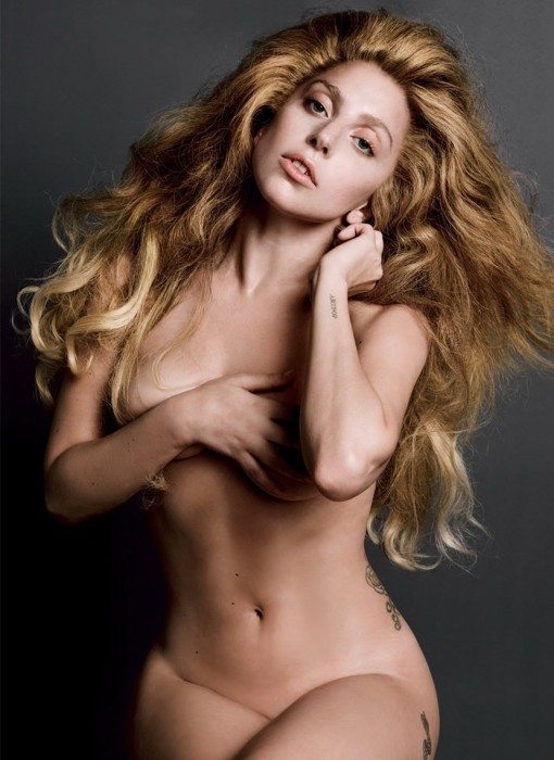 Lady Gaga Nude Photo