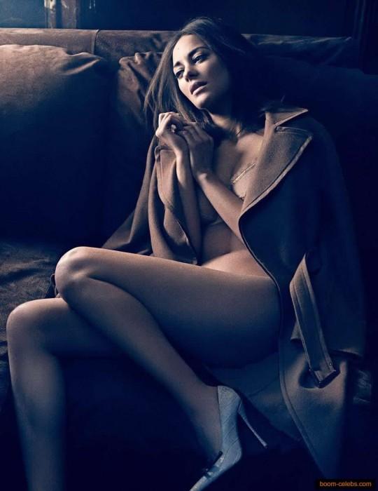 Marion Cotillard sexy body